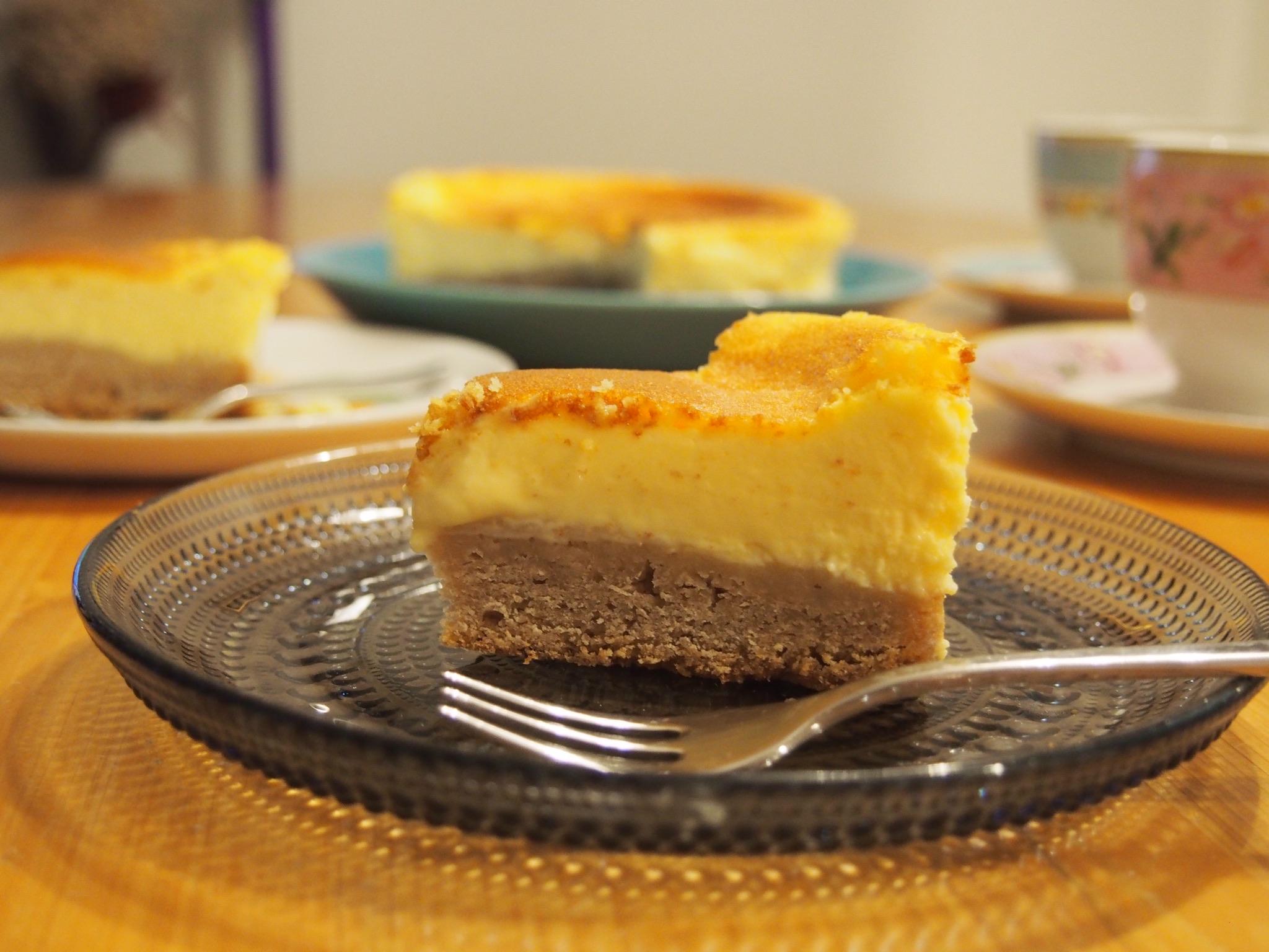 ひみつの絶品チーズケーキ