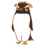 ともだちのイワトビペンギン